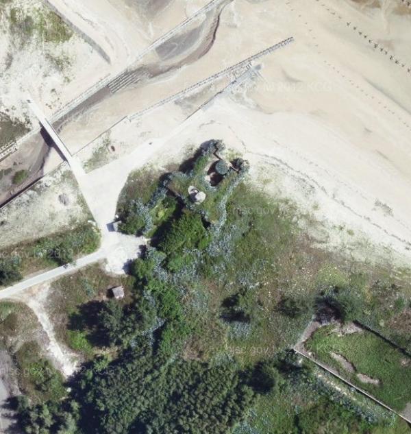 W-011 Aerial view (by Kinmen Gov. County for NLSC)